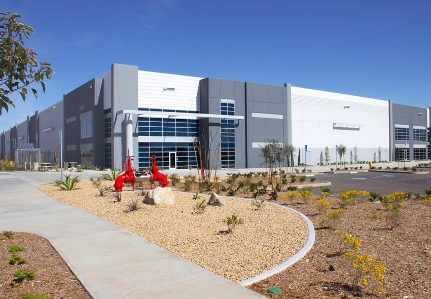 Harley Knox Logistics Center