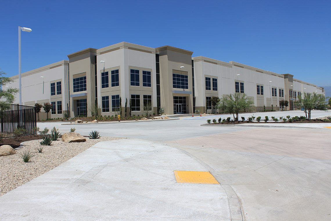 Waterman Distribution Center